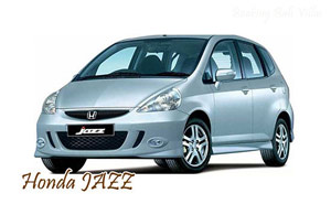 Click here for Honda Jazz Car Hire